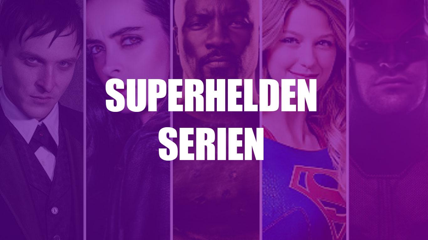 Superhelden 80er