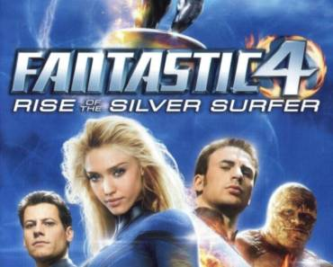 Fantastic Four - Rise of the Silver Surfer 2007 Poster