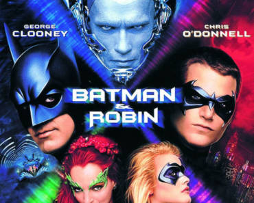 Batman & Robin 1997 Poster