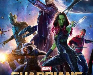 Guardians of the Galaxy Film Poster thetvdb.com, CC