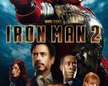 Iron Man 2 Film Poster thetvdb.com, CC