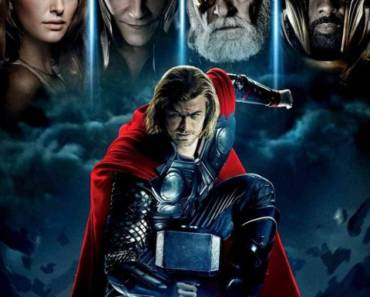 Thor Film Poster thetvdb.com, CC