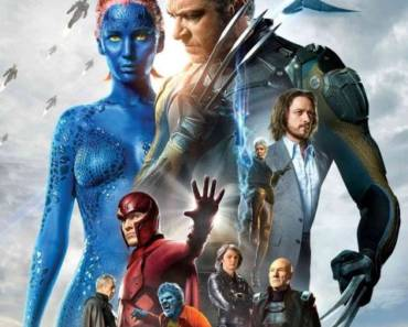 X-Men - Zukunft ist Vergangenheit Film Poster thetvdb.com, CC