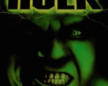 Der Tod des unglaublichen Hulk 1990 Poster