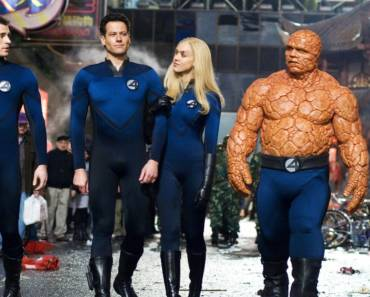 "Bilder von ""Fantastic Four - Rise of the Silver Surfer"""