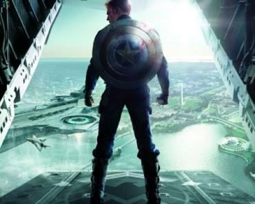 The Return of the First Avenger 2014 Poster