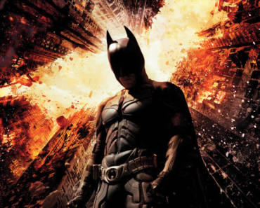 The Dark Knight Rises 2012 Poster