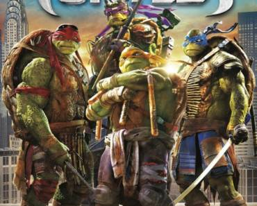 Teenage Mutant Ninja Turtles 2014 Poster