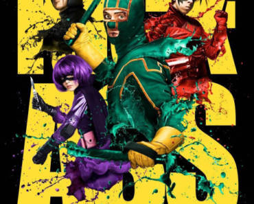 Kick-Ass 2010 Poster
