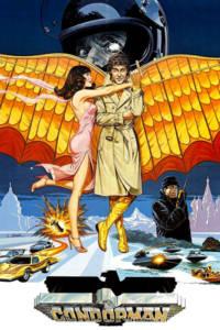Condorman 1981 Poster