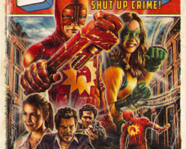 Super - Shut Up, Crime! 2011 Poster
