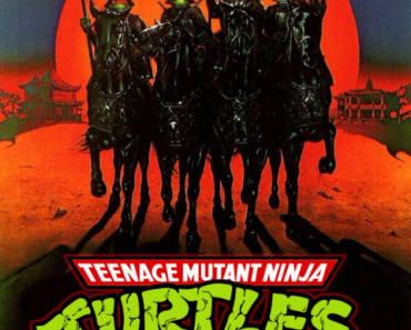 Turtles III 1993 Poster