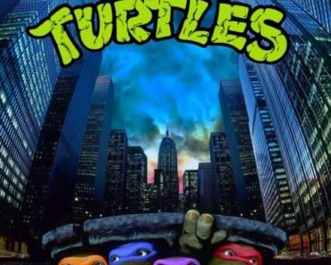 Turtles 1990 Poster