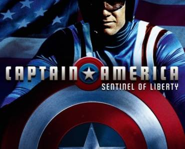 Captain America: Sentinel of Liberty 1979 Poster
