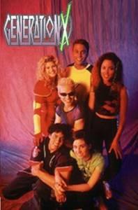 Generation X 1996 Poster
