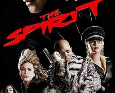 The Spirit 2008 Poster