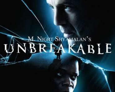 Unbreakable - Unzerbrechlich 2000 Poster