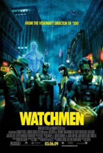 Watchmen - Die Wächter 2009 Poster