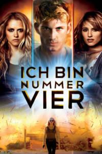 Ich bin Nummer Vier 2011 Poster