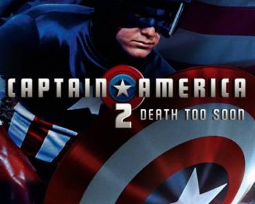 Captain America II: Death Too Soon 1979 Poster