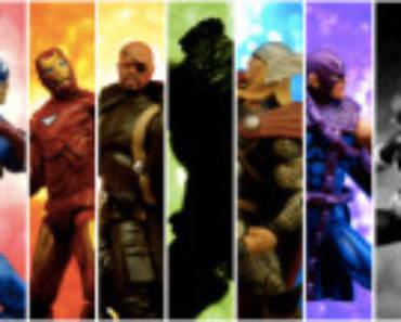 Universal Avengers - Welche Superhelden sind 2015 im Kino zu sehen?