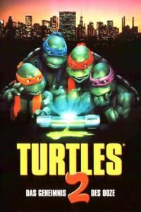 Turtles II - Das Geheimnis des Ooze 1991 Poster