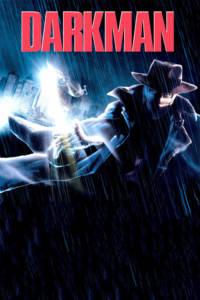 Darkman – Der Mann mit der Gesichtsmaske 1990 Poster