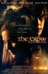 The Crow III - Tödliche Erlösung 2000 Poster
