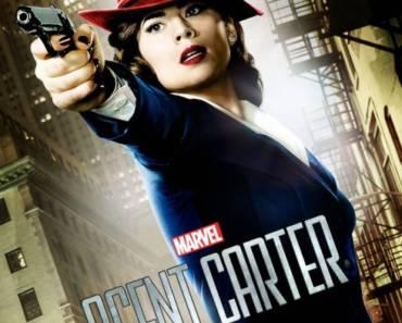 Marvel's Agent Carter 2015 Serien Poster