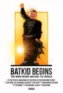 Batkid Begins The Wish Heard Around the World Film Poster thetvdb.com, CC