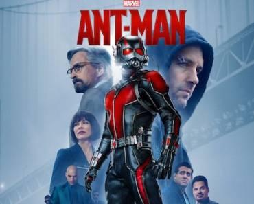 Ant-Man stürmt Kinocharts in Südkorea