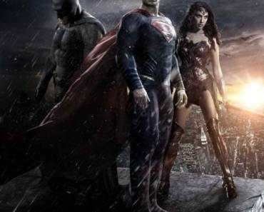 Batman v Superman Dawn of Justice Film Poster thetvdb.com, CC