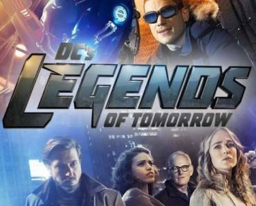 DC's Legends of Tomorrow 2016 Serien Poster