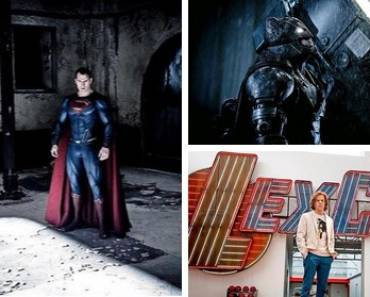 Batman v Superman - Lex Luther - Lex Corps - Batman - Superman