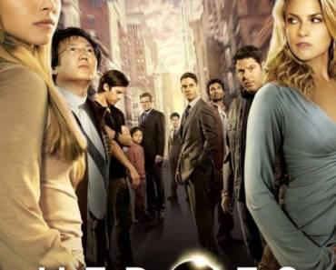 Heroes 2006 Serien Poster