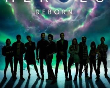 Heroes Reborn 2015 Serien Poster