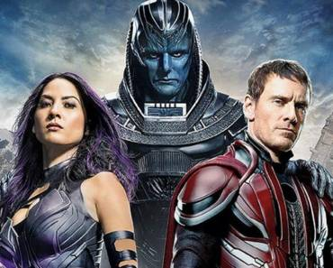 X-Men Apocalypse Bilder Enterteinment Weekly