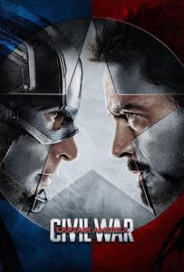 The First Avenger: Civil War Film Poster