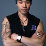 Nelson Lee als Shen in Blade – Die Serie
