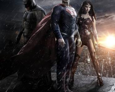 Batman v Superman: Dawn of Justice Film Poster