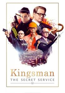 Kingsman: The Secret Service Film Poster