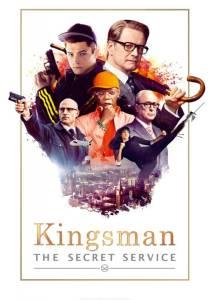 Kingsman: The Secret Service Film Poster