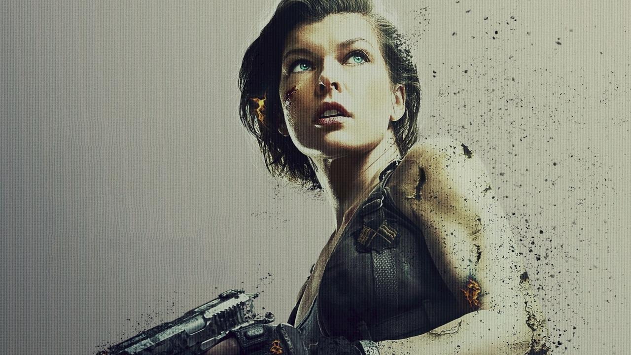 Ruby Rose Resident Evil Final Chapte Wallpaper 22545: Resident Evil 6: The Final Chapter