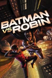 Batman vs. Robin Film Poster