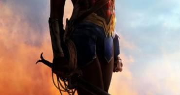 Wonder Woman Film Poster