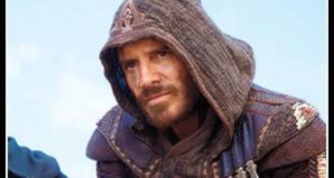 Assassins Creed Film Michael Fassbender Set Foto