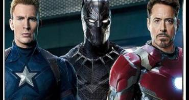 Black Panther - Captain America 3 civil war