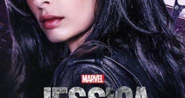 Jessica Jones Staffel 1 Serie Poster