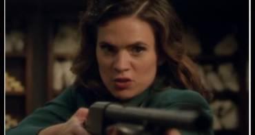 Marvel agent Carter West Coast Trailer staffel 2