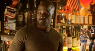 Mike Colter als Luke Cage in Marvel's Jessica Jones Quelle Netflix